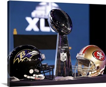 Super Bowl XLVII - Ravens vs 49ers