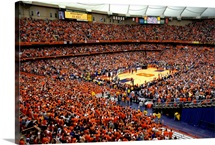 Syracuse Orange: Carrier Dome