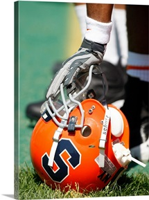 Syracuse Orange Helmet
