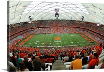 Syracuse: The Carrier Dome