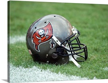 Tampa Bay Buccaneers Football Helmet