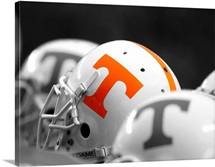 Tennessee Football Helmets