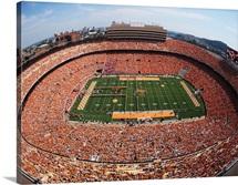 Tennessee: Neyland Stadium