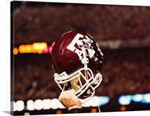 Texas A and M Helmet