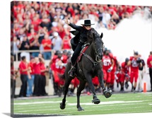 Texas Tech Tradition: The Masked Rider