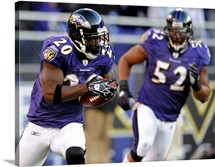 The Baltimore Ravens Ed Reed