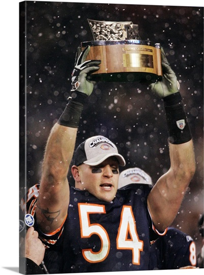The Bears Brian Urlacher