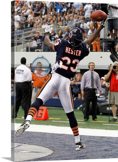 The Bears Devin Hester