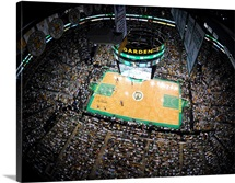 The Boston Garden