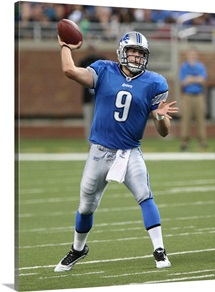 The Lions Matthew Stafford