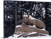 The Nittany Lion Shrine
