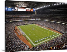 The Texans Reliant Stadium