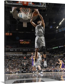 Tim Duncan - San Antonio Spurs