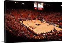 UA Photographs Arizona Red Out