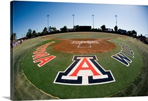 UA Photographs Kindall Field