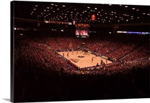 UA Pictures Sea of Red at the McKale Center