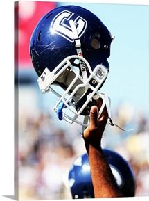 UConn Helmet