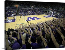 UW Pictures Home Court Advantage for the Huskies