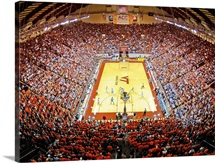 Virginia Tech Hokies: Cassell Coliseum
