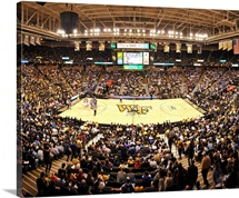 Wake Forest, ACC, Lawrence Joel Coliseum