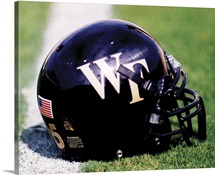 Wake Forest Pictures Wake Forest Foodball Helmet
