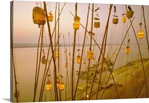 Akash deep puja sky lantern festival on the ganges river for Akash pacific cuisine