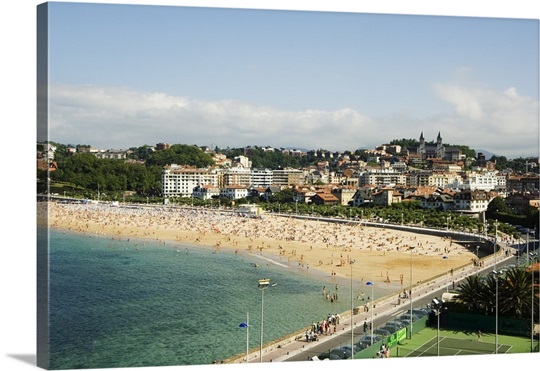 san sebastian big and beautiful singles Best times to visit san sebastian  weeklong san sebastian film festival hosts big-time celebrities and takes up multiple locations around the city  15 beautiful places to visit in the .