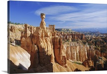 Thor's Hammer from the Navajo Loop Trail, Bryce Canyon National Park, Utah