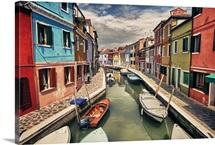 Borano, Venice, Italy