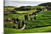 Monteciello, Tuscany, Italy