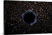 A Black Hole in a Globular Cluster