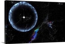 A Neutron star SGR 180620 producing a gamma ray flare
