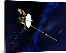 Artists Concept of Voyager