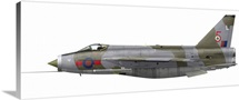 English Electric Lightning F6 of the Royal Air Force