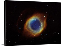 Helix nebula in Aquarius NGC 7293