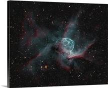 NGC 2359, Thor's Helmet