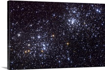 NGC 884 an open cluster in the constellation of Perseus