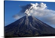 Semeru eruption Java Island Indonesia