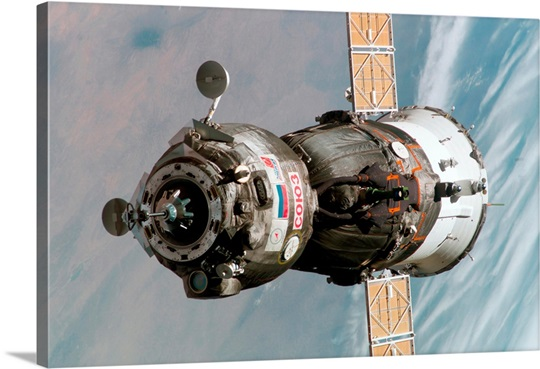 Soyuz TMA6 spacecraft