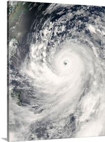 Super Typhoon ManYi
