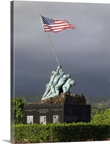 The Iwo Jima statue
