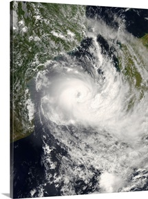 Tropical Cyclone Jokwe in the Mozambique Channel