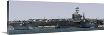 USS Carl Vinson in Lisbon