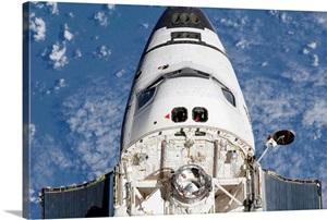 space shuttle cabin crew - photo #41