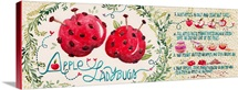 Apple Ladybugs by Madalina Andronic from London, England