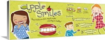 Apple Smiles by Tracy Mattocks from Brooklyn, NY