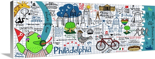 Central Philly, Pennsylvania