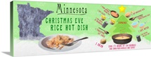 Minnesota Christmas Eve Rice Hot Dish