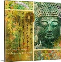Jade Forest - Buddha