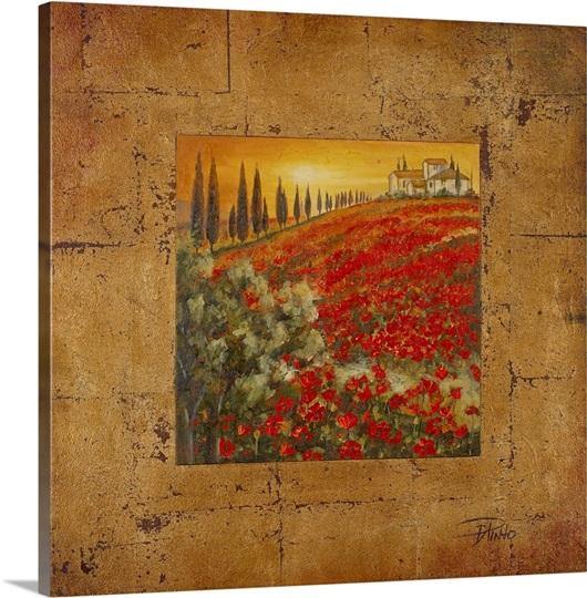 Bella Toscana Ii Photo Canvas Print Great Big Canvas